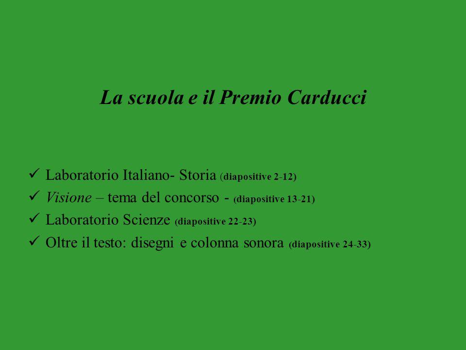LABORATORIO di ITALIANO: leggere le poesie insieme alle lettere.