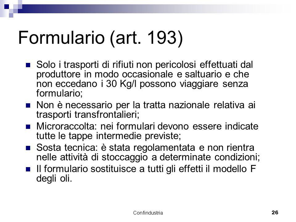 Confindustria26 Formulario (art.