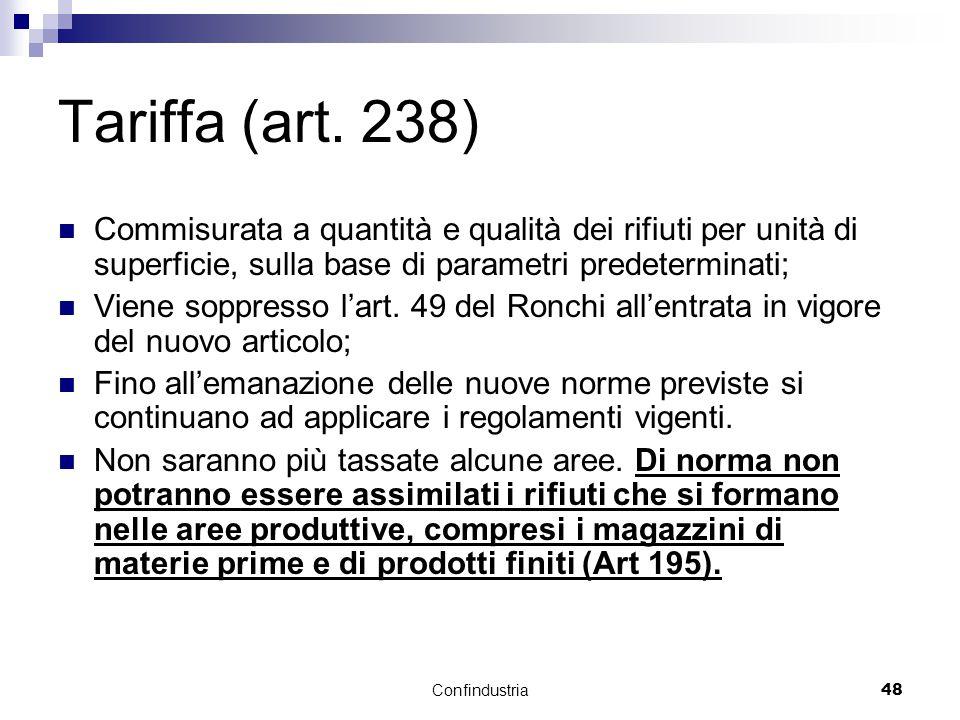 Confindustria48 Tariffa (art.