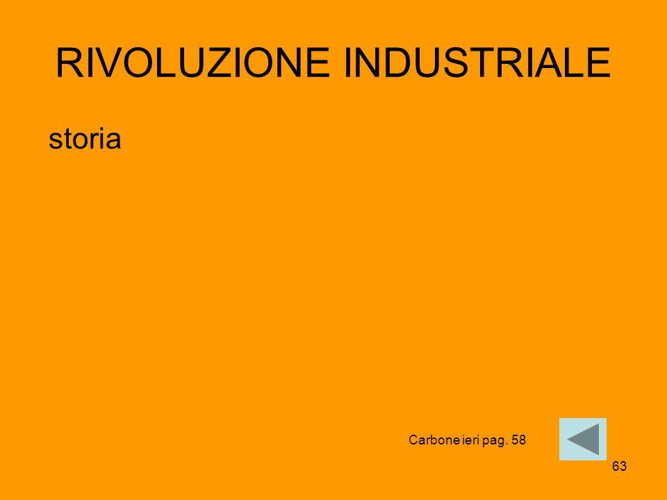 63 RIVOLUZIONE INDUSTRIALE storia Carbone ieri pag. 58