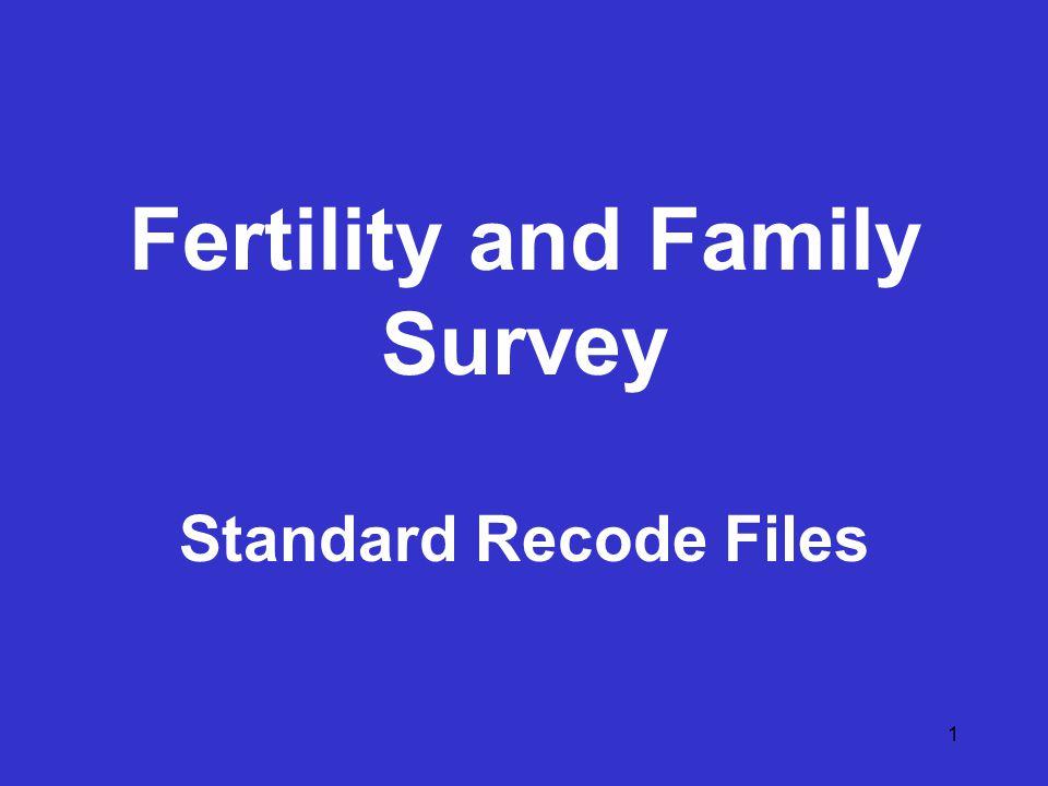 12 I Dati Si possono distinguere records logici di tipo: Singolo Multiplo se è previsto che il record non si ripeta se il record con la sua struttura si ripete per ogni evento della storia di vita o per ogni membro della famiglia.