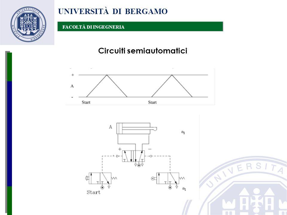 UNIVERSITÀ DI BERGAMO FACOLTÀ DI INGEGNERIA Circuiti semiautomatici