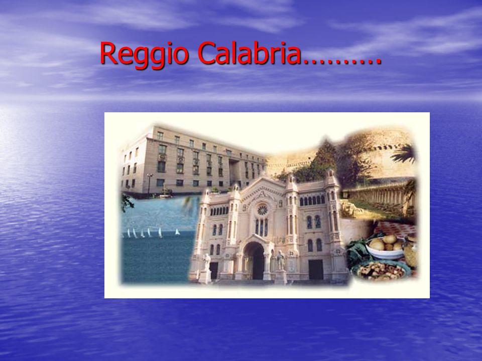 Reggio Calabria……….