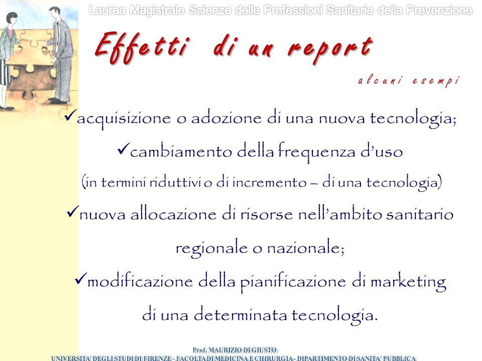 acquisizione o adozione di una nuova tecnologia; cambiamento della frequenza d'uso (in termini riduttivi o di incremento – di una tecnologia) nuova al