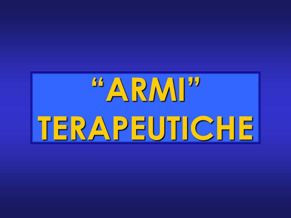"""""""ARMI"""" TERAPEUTICHE"""