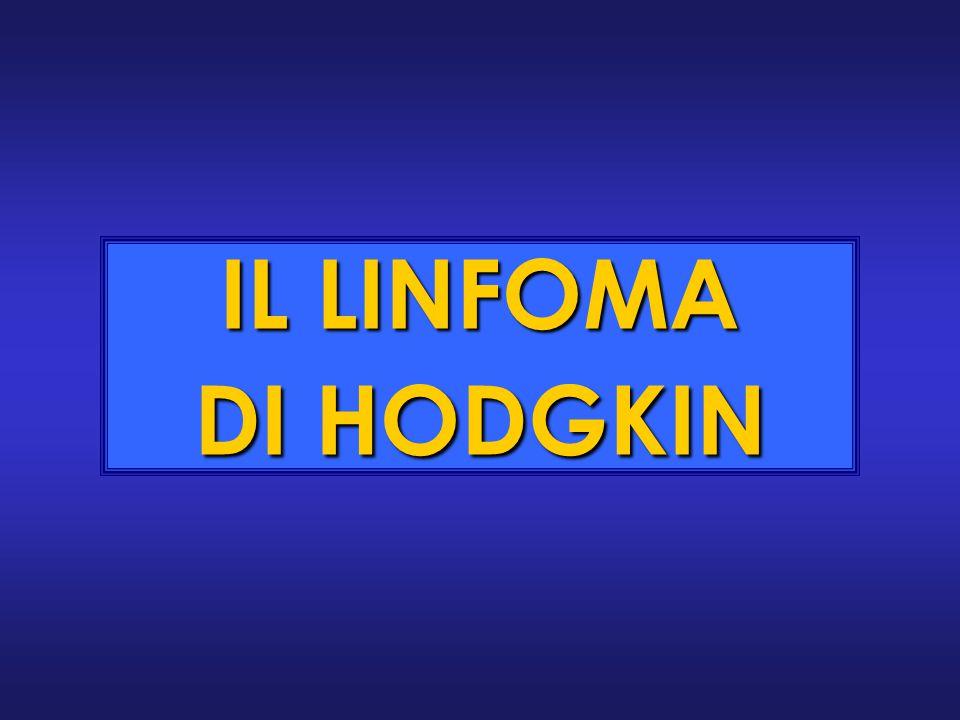 IL LINFOMA DI HODGKIN