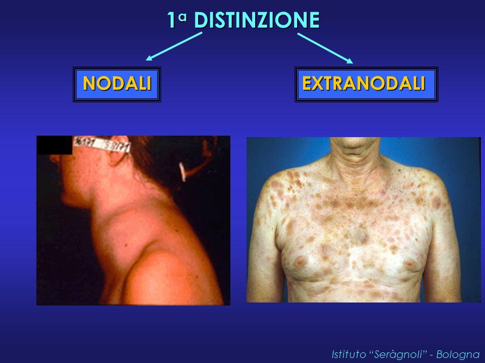 NODALIEXTRANODALI 1 a DISTINZIONE Istituto Seràgnoli - Bologna