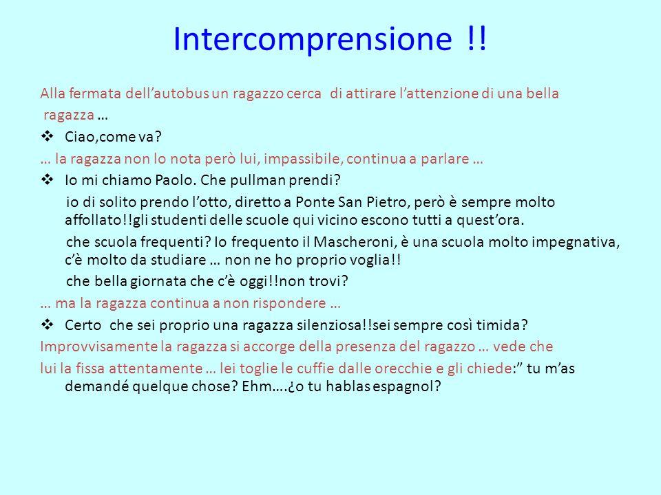 Intercomprendido!.