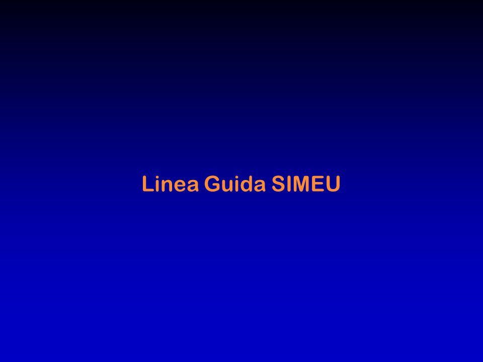 Linea Guida SIMEU