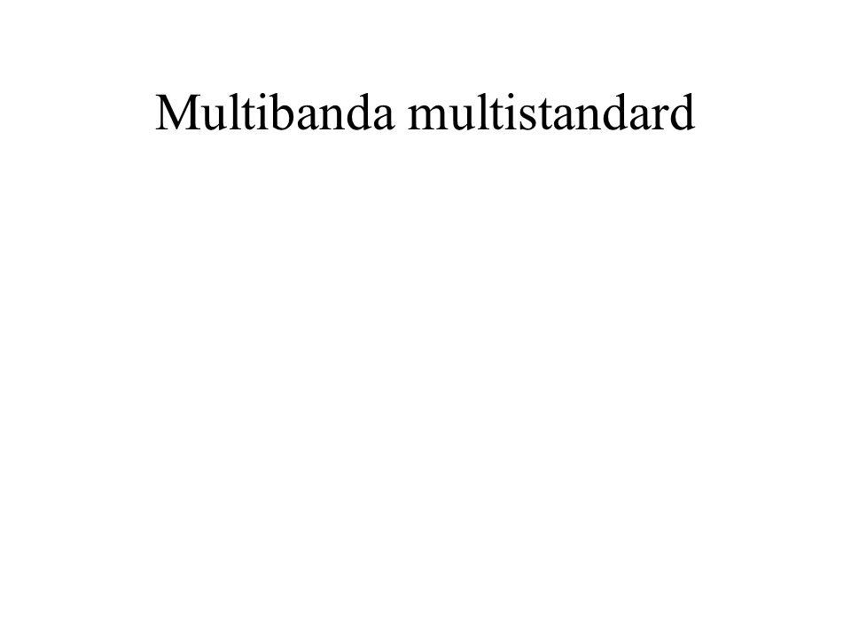 Multibanda multistandard