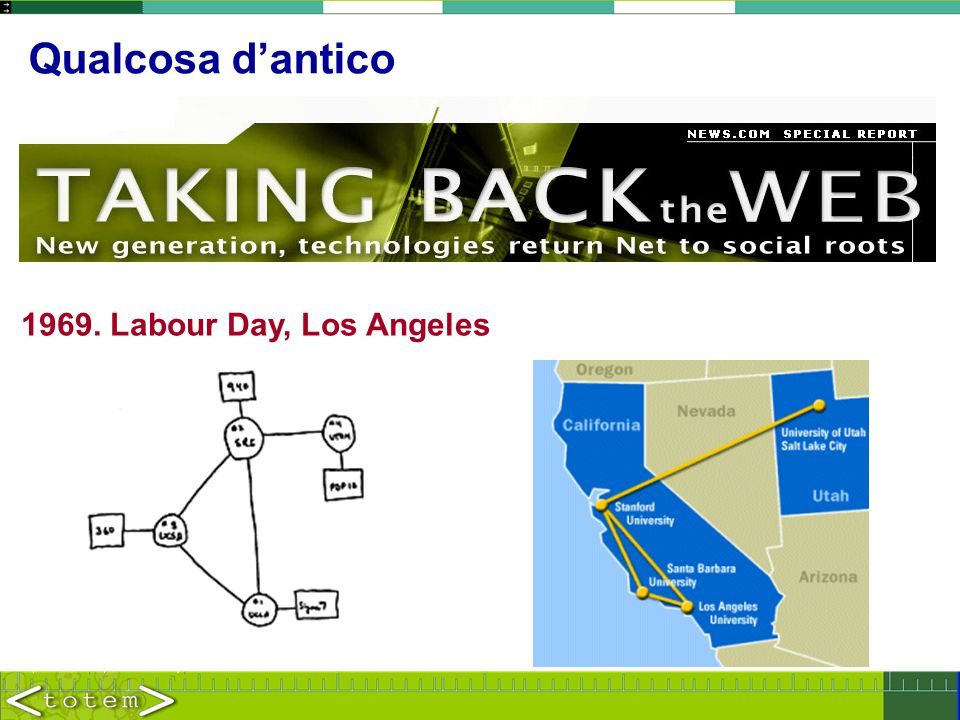 1969. Labour Day, Los Angeles Qualcosa d'antico