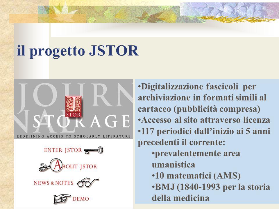 Bologna, 28 febbraio 2000Antonella De Robbio 19 costi di archiviazione rapporto Tenopir e King 1997 studio condotto da J.L.