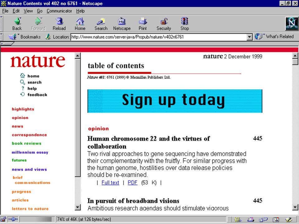 Bologna, 28 febbraio 2000Antonella De Robbio 26