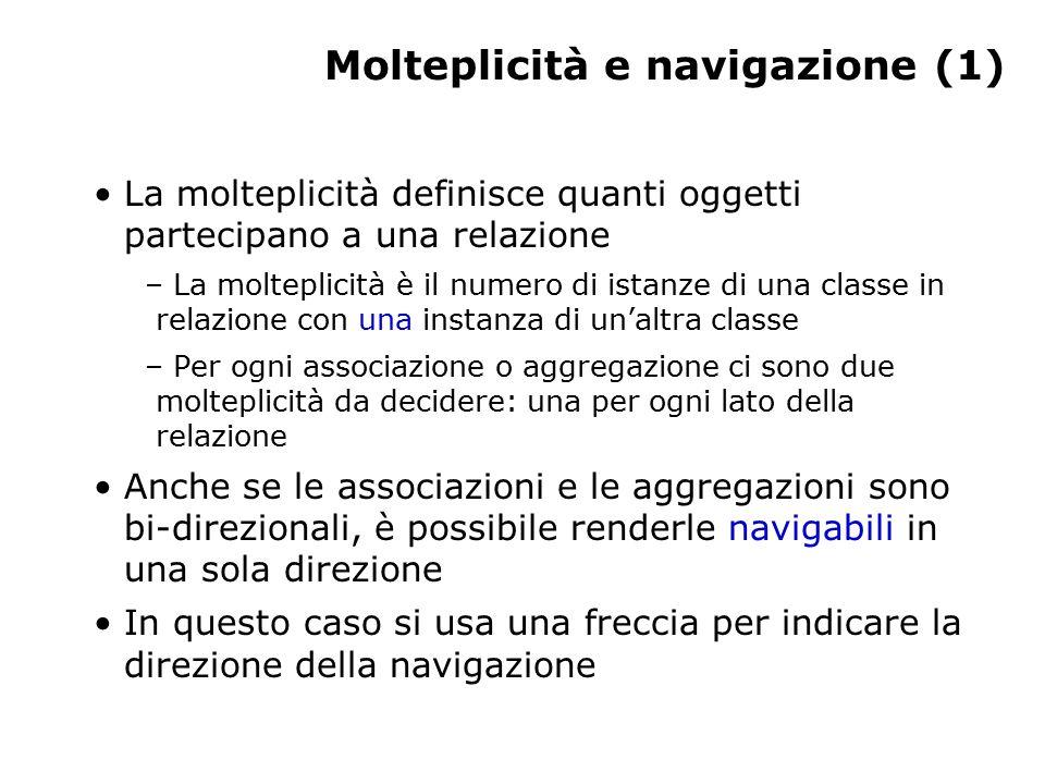 Molteplicità e navigazione (2)