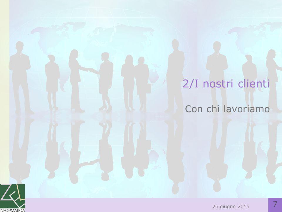 28 26 giugno 2015 Servizi – E-mail marketing ZEL è partner per l'Italia e per il Sud-Europa di CreatorMail, azienda leader da oltre un decennio nell'email marketing, con sede in Gran Bretagna.