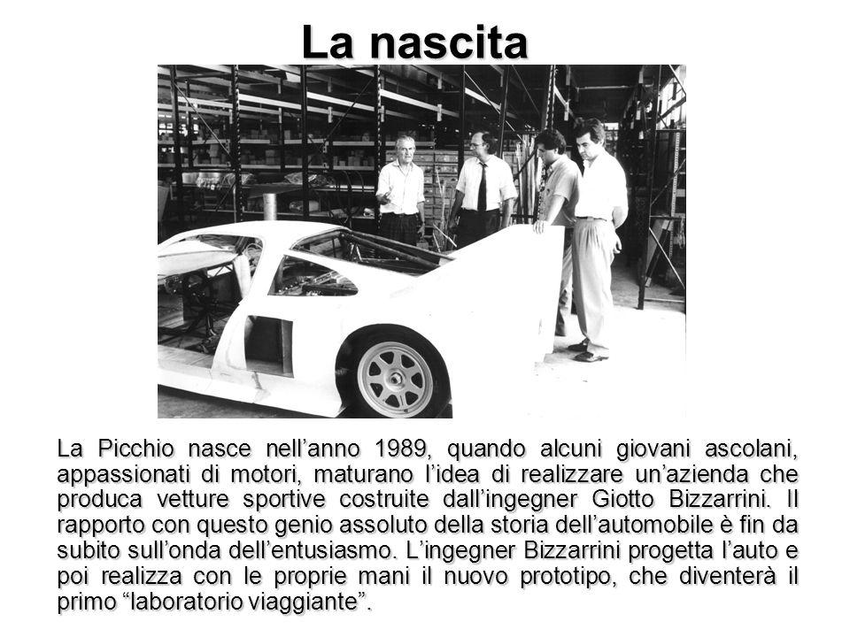 La nascita La Picchio nasce nell'anno 1989, quando alcuni giovani ascolani, appassionati di motori, maturano l'idea di realizzare un'azienda che produ
