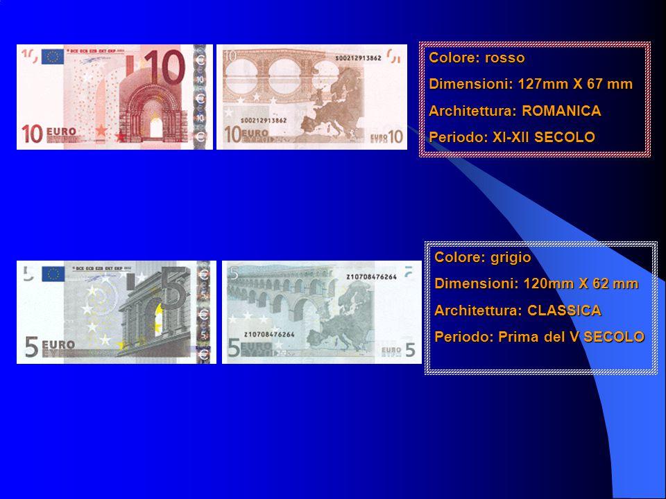 Colore: rosso Dimensioni: 127mm X 67 mm Architettura: ROMANICA Periodo: XI-XII SECOLO Colore: grigio Dimensioni: 120mm X 62 mm Architettura: CLASSICA Periodo: Prima del V SECOLO