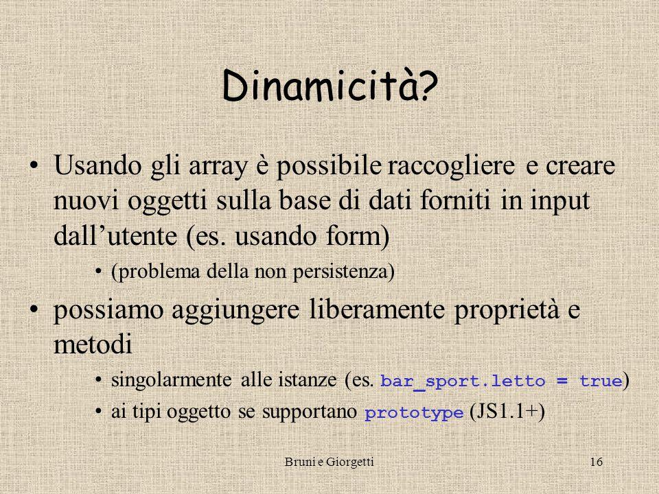 Bruni e Giorgetti16 Dinamicità.