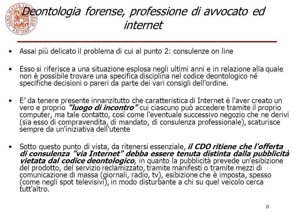 37 Incompatibilità con professione di giornalista professionista La legge professionale (art.