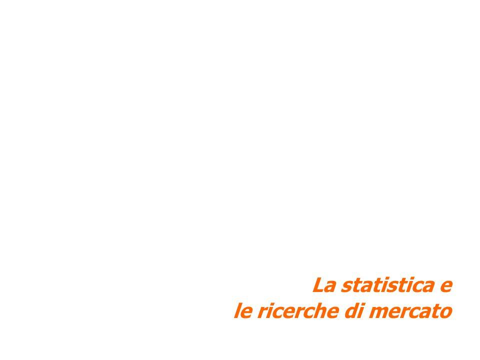 64 la ricerca qualitativa ha come obiettivo l'esplorazione di un fenomeno (  individuare le determinanti, spesso latenti, sottese a un'opinione o a un comportamento)  approccio verticale  profondità di analisi su un numero contenuto di interviste: obiettivo non è fare inferenza sulla popolazione (rappresentanza vs rappresentatività) la ricerca quantitativa ha come obiettivo la misurazione di un fenomeno (  individuare relazioni di causa-effetto sulla base di variazioni concomitanti delle variabili analizzate)  approccio orizzontale  elevato numero di interviste in modo da garantire una numerosità campionaria che consenta di estendere i risultati ottenuti alla popolazione di riferimento cluster analysis: l'analisi quantitativa e qualitativa (2/2)