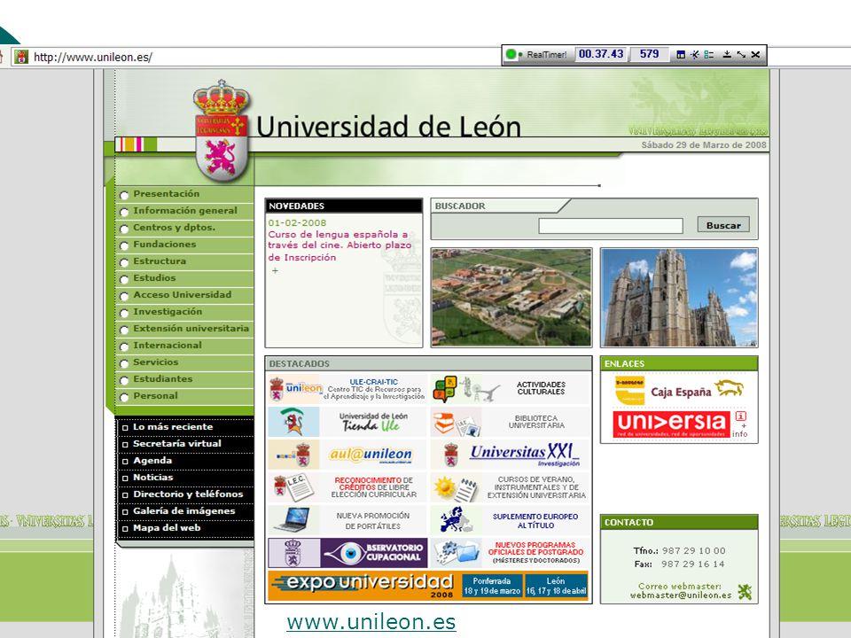 www.unileon.es