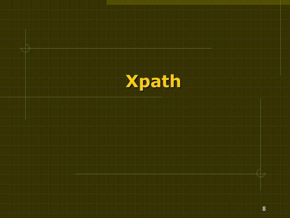 39 L'elemento L'elemento </xsl:for-each>