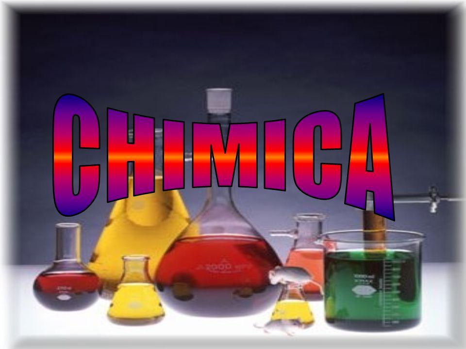 Discipline della chimica La chimica è suddivisa in varie discipline : Chimica analitica Biochimica Chimica organica Chimica inorganica Chimica ambientale