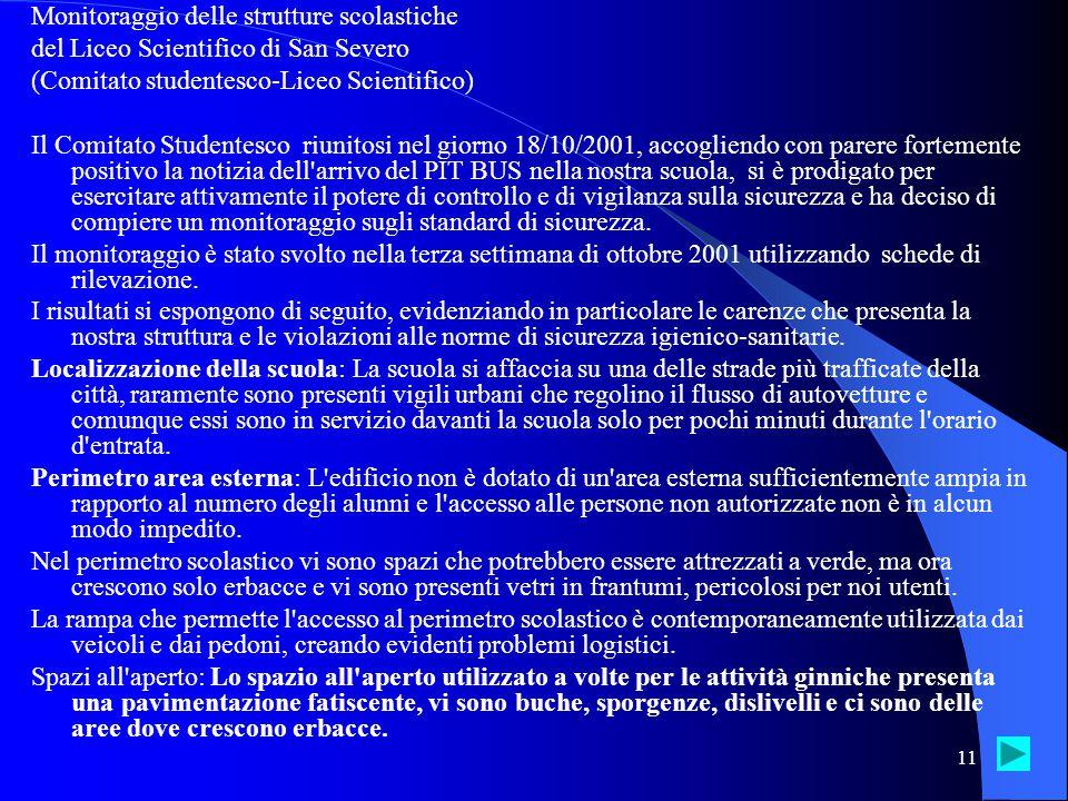 10 Lo Statuto degli studenti e delle studentesse nelle scuole superiori italiane Nel quadro della collaborazione tra Movimento Studenti di Azione Cattolica e Cittadinanzattiva, è stata promossa una indagine sullo stato di attuazione dello Statuto delle studentesse e degli studenti negli istituti superiori.