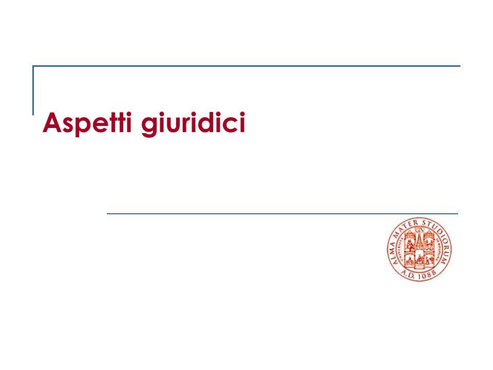 39 © Palmirani Corso di Informatica Giuridica Quadro normativo la legge delega 15 marzo 1997, n.