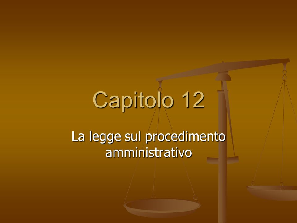 Par.2.5 L'auto dichiarazione L'art. 19 legge n.