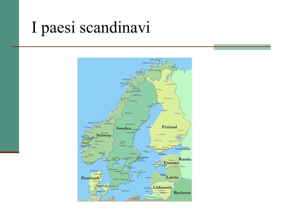 I paesi scandinavi