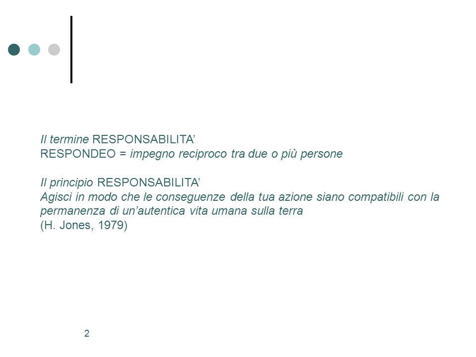 La responsabilità sociale d'impresa LABORATORIO SULLA RESPONSABILITA' SOCIALE DELLE IMPRESE: PMI E BEST PRACTICES Seminario per l'attribuzione di crediti formativi Responsabile: Prof.ssa Mara Del Baldo Urbino, 29-30 gennaio 2008