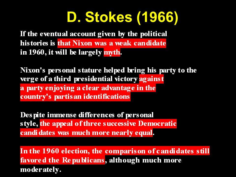 D. Stokes (1966)