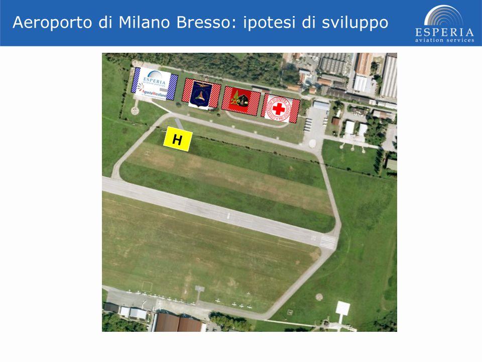 Aeroporto di Milano Bresso: ipotesi di sviluppo H