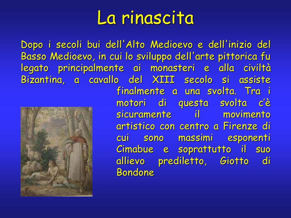 Viene spontaneo chiedersi quali fattori abbiano favorito la nascita di un genio artistico delle dimensioni di Giotto e dei suoi successori.