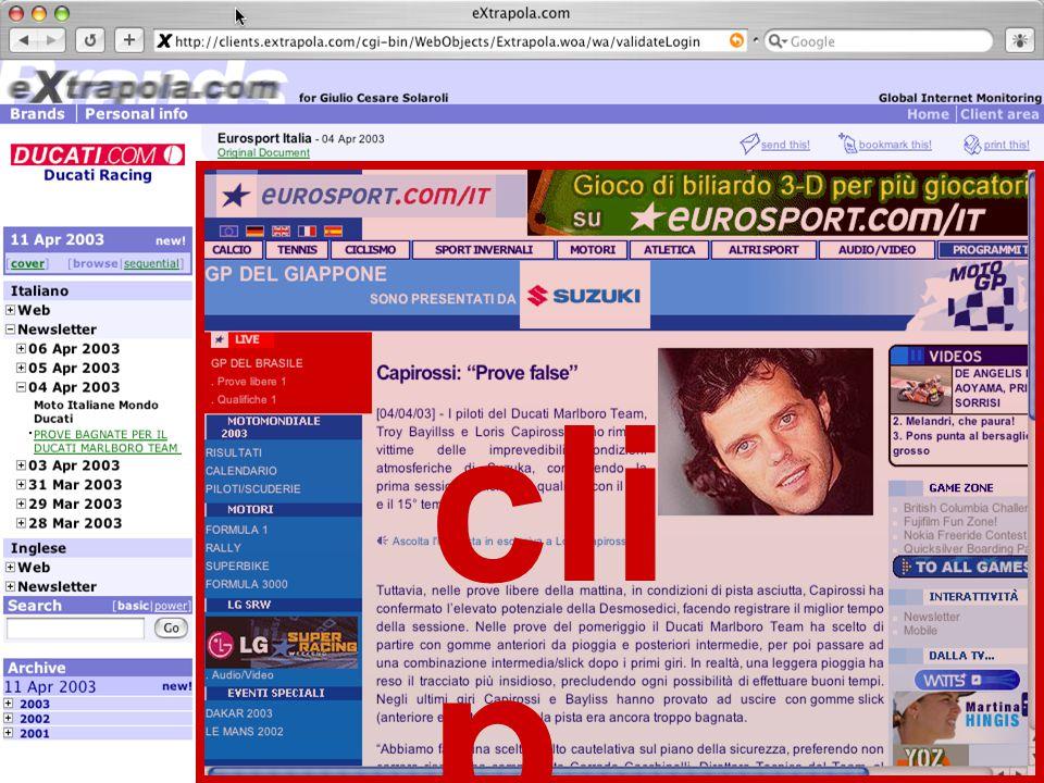 WWW Fabio Vitali17 cli p