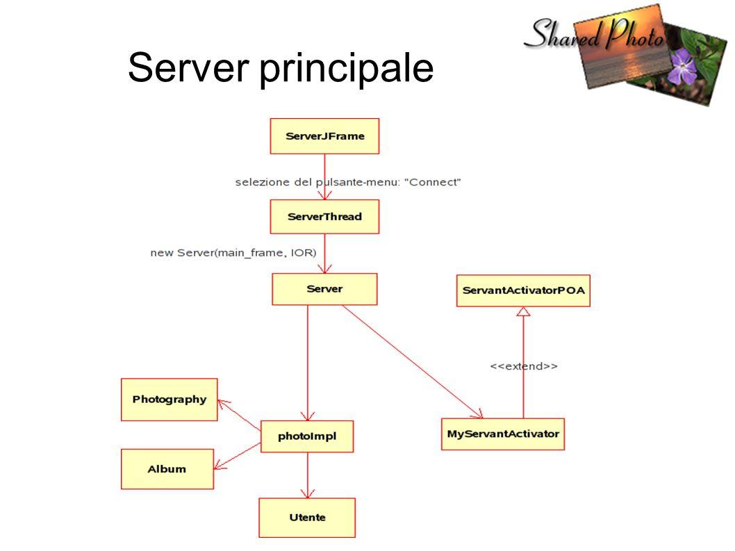 Server principale