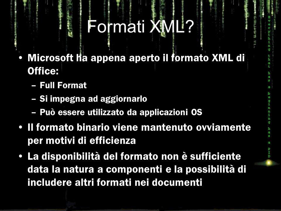 Formati XML.
