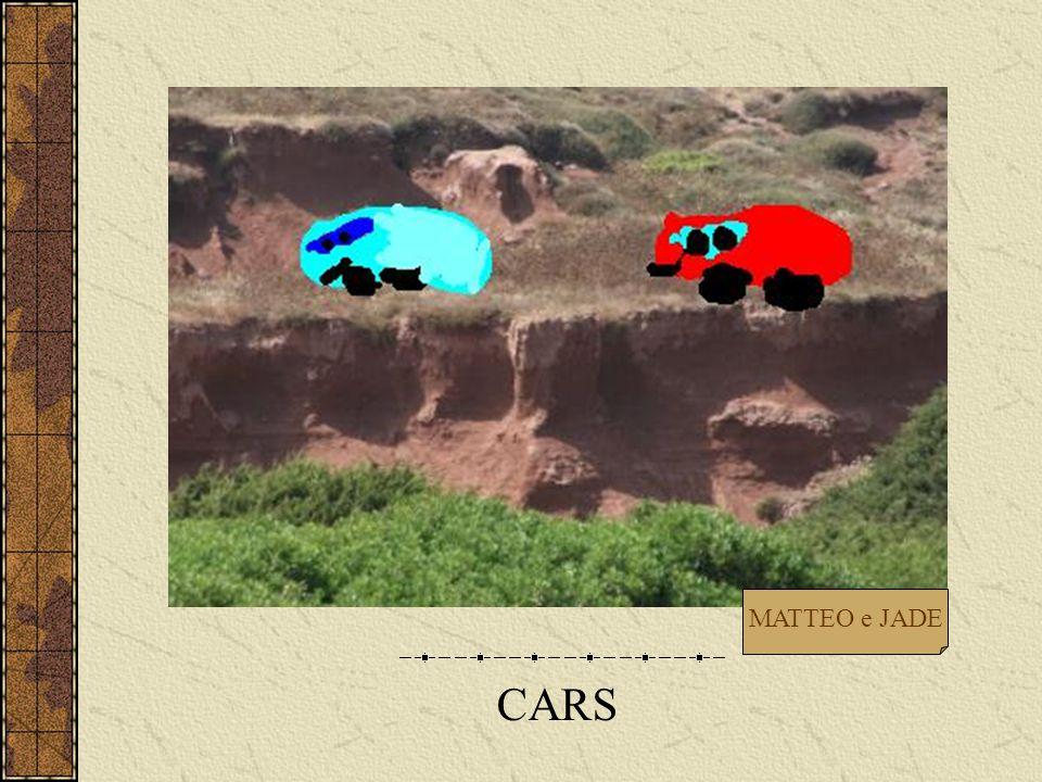 CARS MATTEO e JADE
