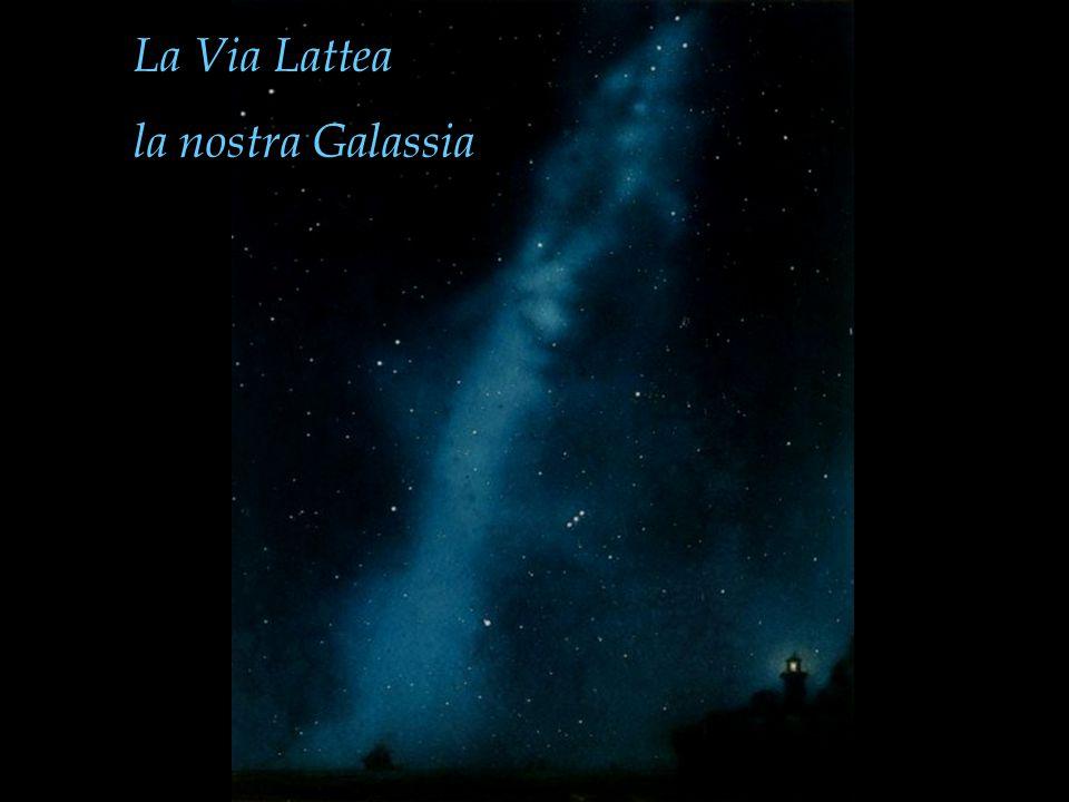 La Via Lattea la nostra Galassia