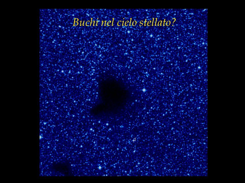 Buchi nel cielo stellato?