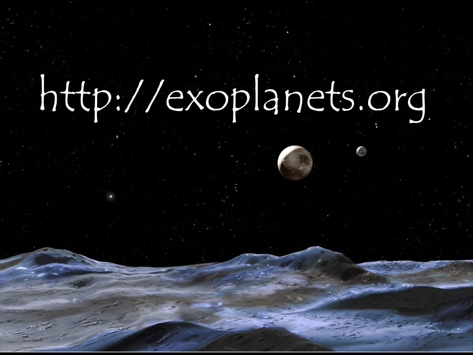 http://exoplanets.org
