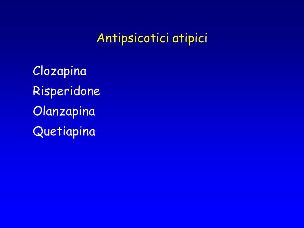 Antipsicotici atipici