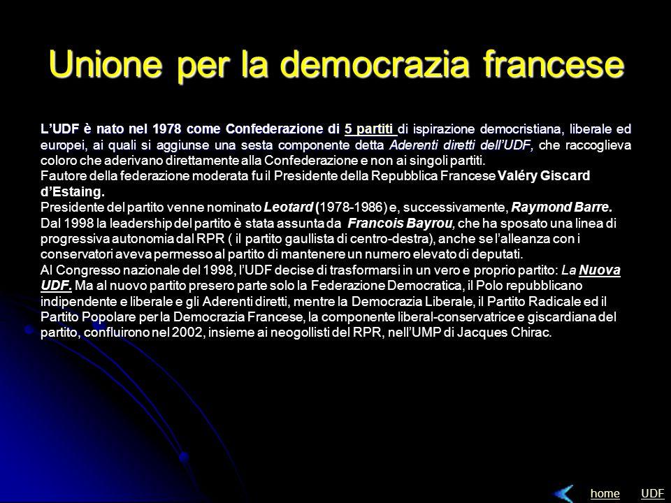 Linea politica Bayrou è visto come l'uomo che vive la realtà dei fatti, ma che sogna troppo il passaggio del primo turno.