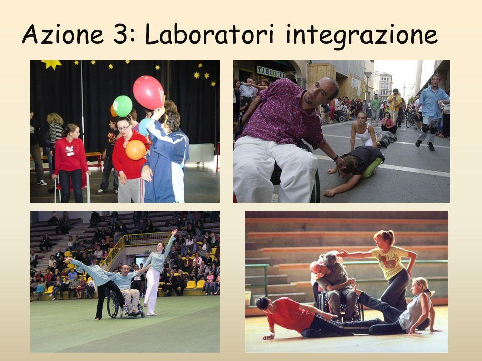 Azione 3: Laboratori integrazione
