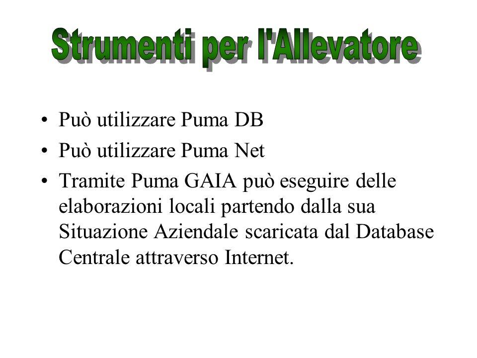"""Consente di scaricare da Puma DB la situazione Aziendale Attraverso l'utilizzo di un """"Cruscotto"""" permette monitorare l'andamento aziendale"""