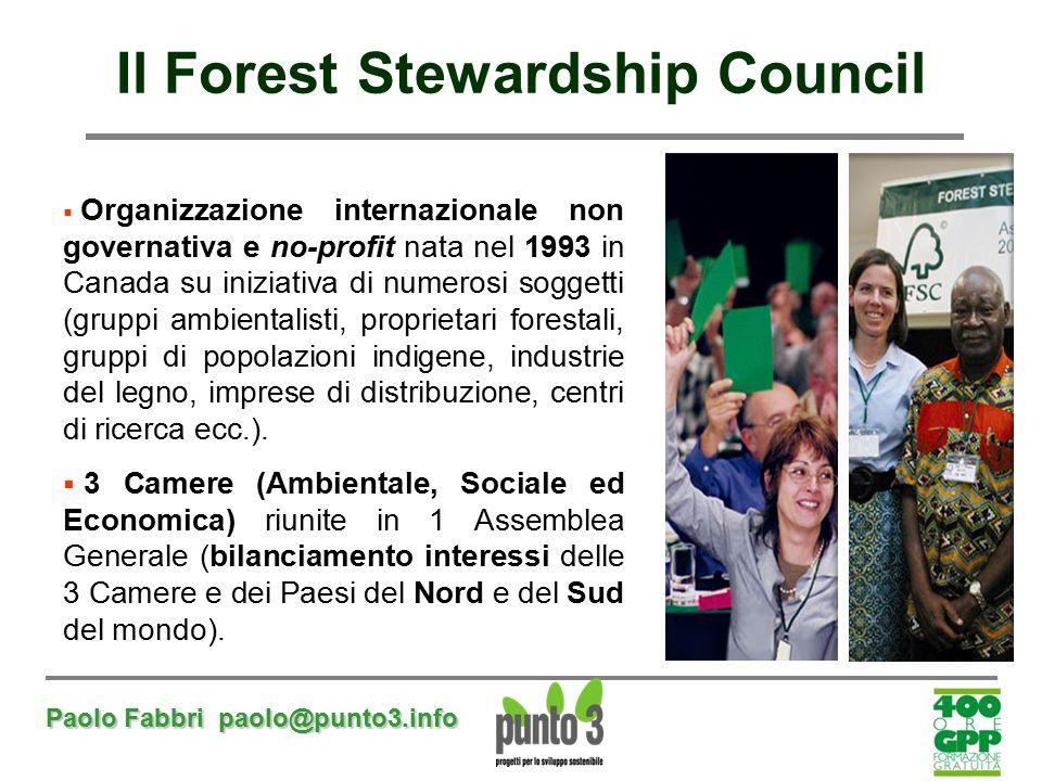 Paolo Fabbri paolo@punto3.info  Organizzazione internazionale non governativa e no-profit nata nel 1993 in Canada su iniziativa di numerosi soggetti