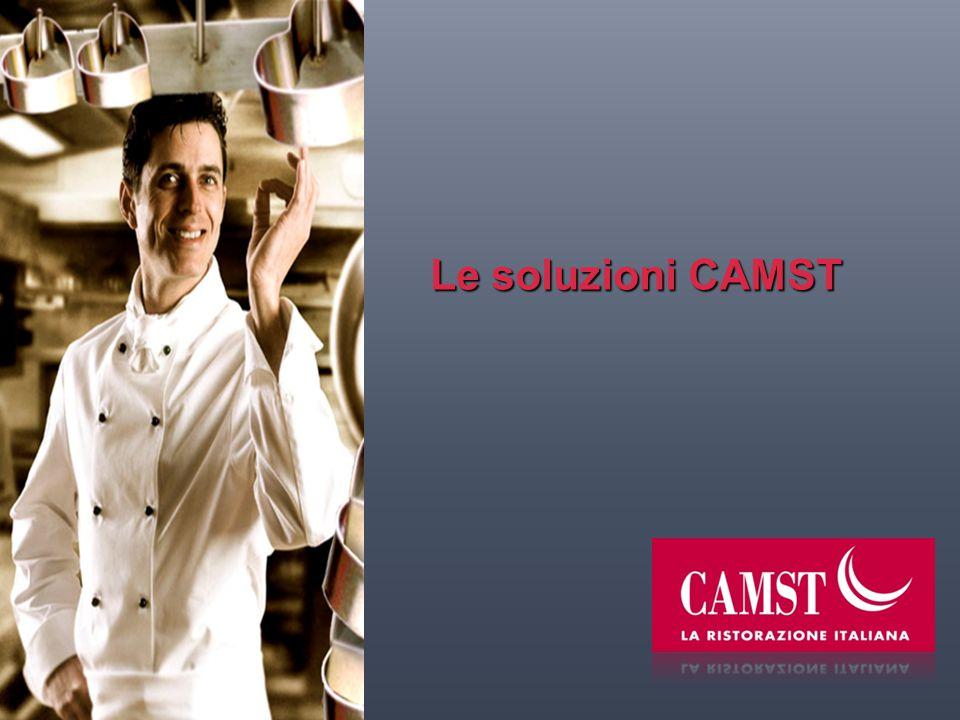 Le soluzioni CAMST