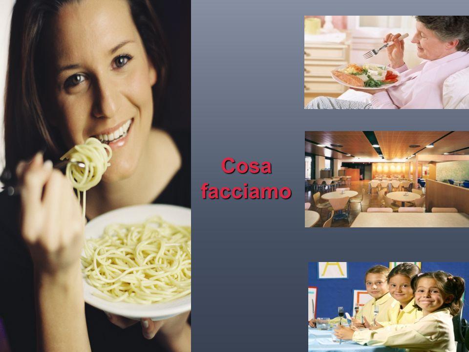 § Ogni giorno milioni di persone scelgono di mangiare a casa.
