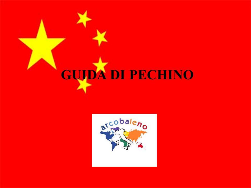 1 GUIDA DI PECHINO